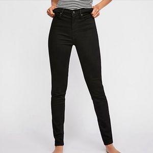 Levi's Slimming Skinny Faded Black Jeans